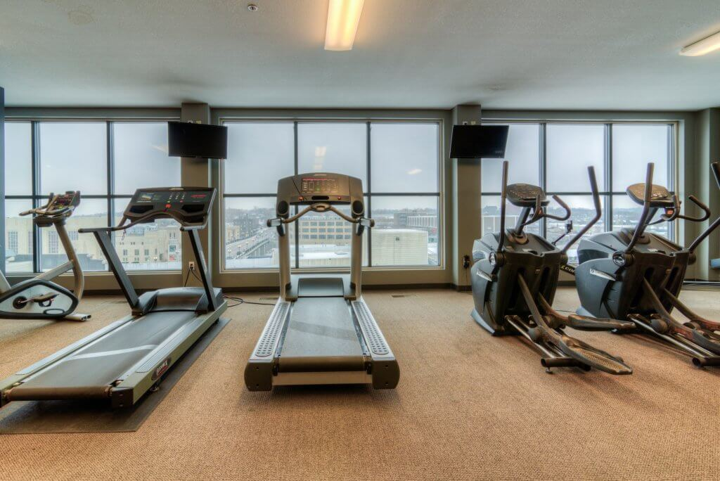 old market lofts workout facilities