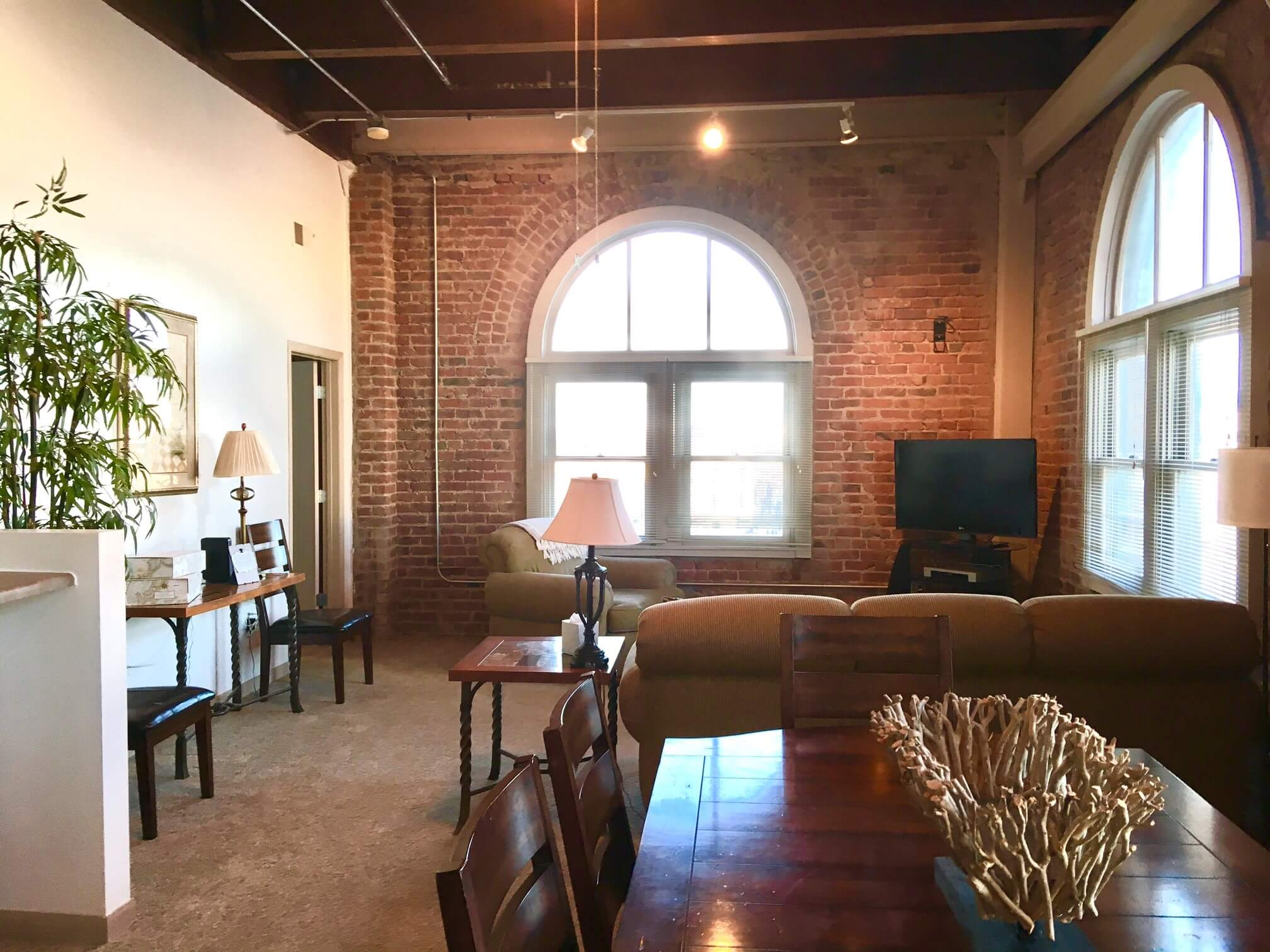 old-market-lofts-interior-4 Loft Style Home Plans on